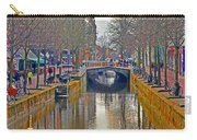 Canal Of Delft Carry-all Pouch