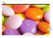 Candy Background Carry-all Pouch