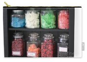 Candy In Container On Store Shelf Carry-all Pouch