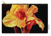 Canna Lilly In New Orleans Carry-all Pouch