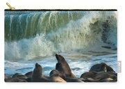 Cape Fur Seals Arctocephalus Pusillus Carry-all Pouch