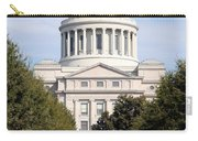 Capitol Building In Little Rock Carry-all Pouch