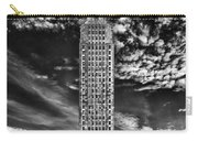 Capitol Building Of Louisiana Carry-all Pouch