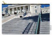 Capitol Hill Building In Washington Dc Carry-all Pouch