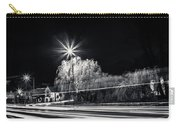 Car Light Trails Carry-all Pouch