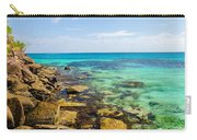 Caribbean Sea View Carry-all Pouch