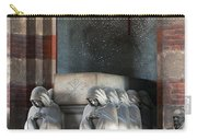 Carlotta Sommaruga Memorial Marker Monumental Cemetery Carry-all Pouch
