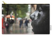Carmen Awake Street Sculpture Carry-all Pouch