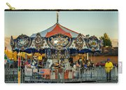 Carousel Carry-all Pouch