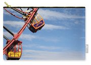 Carousel Twist Carry-all Pouch