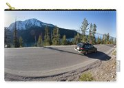 Cars Driving Along Hwy 89 Over Emerald Carry-all Pouch
