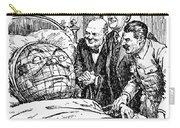 Cartoon: Big Three, 1945 Carry-all Pouch