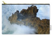 Carved By The Sea Carry-all Pouch