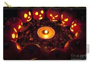 Pumpkin Seance With Pumpkin Pie Carry-all Pouch