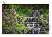Cascading Waterfall Carry-all Pouch by Elena Elisseeva