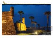 Castillo De San Marcos St. Augustine Florida Carry-all Pouch
