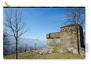 Castle And Trees Carry-all Pouch