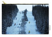 Cat Skiing At Fortress Mountain Carry-all Pouch