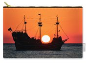 Catching The Sun Carry-all Pouch by David Lee Thompson