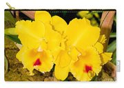 Cattleya Orchid Carry-all Pouch