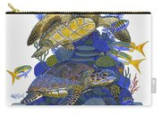 Cayman Turtles Carry-all Pouch