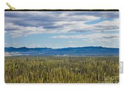 Central Yukon T Canada Taiga And Ogilvie Mountains Carry-all Pouch
