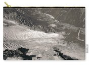 Chamonix From Above Carry-all Pouch