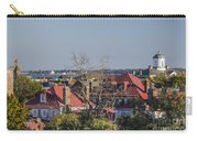 Charleston Rooftops Carry-all Pouch