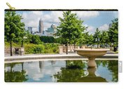 Charlotte North Carolina View From Greenway Carry-all Pouch