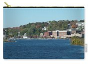 Chelsea Harbor In Fall Carry-all Pouch
