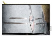 Chevrolet Hood Emblem - Grille Emblem Carry-all Pouch