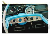Chevrolet Impala Steering Wheel Emblem Carry-all Pouch