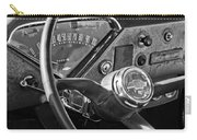 Chevrolet Steering Wheel Emblem Carry-all Pouch