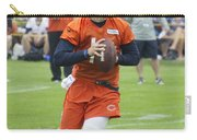 Chicago Bears Qb David Foles Training Camp 2014 05 Carry-all Pouch