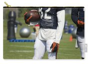 Chicago Bears Wr Chris Williams Training Camp 2014 01b Bw Carry-all Pouch