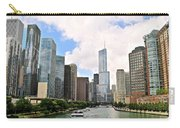Chicago Panorama Carry-all Pouch