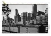 Chicago Railway Freight Terminal - 1943 Carry-all Pouch