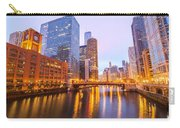 Chicago River View Carry-all Pouch