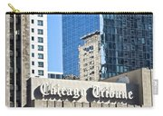 Chicago Tribune Carry-all Pouch