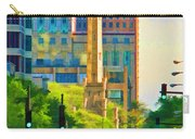 Chicago Water Tower Beacon Carry-all Pouch