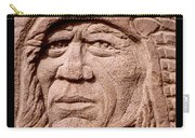 Chief-iron-tail Carry-all Pouch