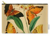 Chinese Butterflies 1847 Carry-all Pouch