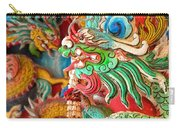 Chinese Temple Detail Carry-all Pouch