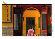 Chinese Temple In Ho Chi Minh Vietnam Carry-all Pouch