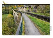 Chirk Aqueduct Carry-all Pouch