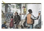 Cholera Epidemic, 1873 Carry-all Pouch