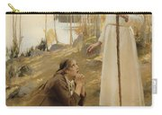 Christ And Mary Magdalene  Carry-all Pouch