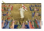Christ Glorified In The Court Of Heaven Carry-all Pouch