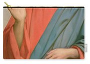 Christ Weeping Over Jerusalem Carry-all Pouch