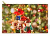 Christmas Figures Carry-all Pouch